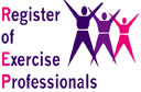 Personal Trainers registered REP Level 3