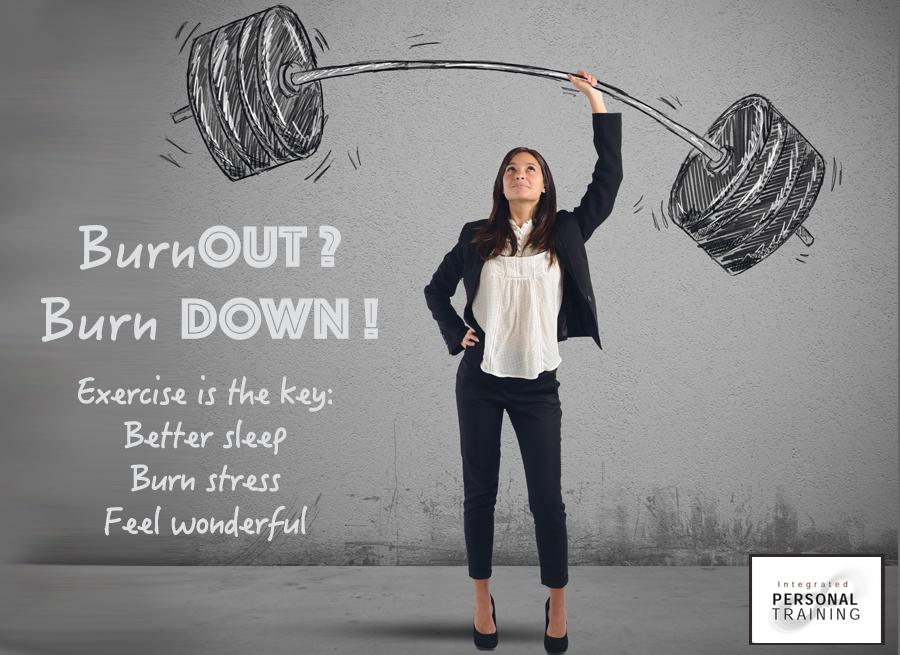 burnout burn down